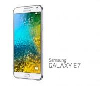 Accessoires Samsung E7